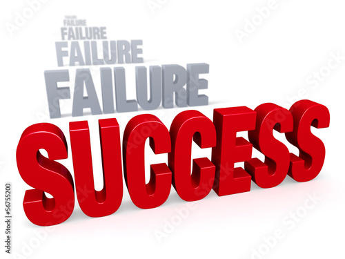 can failure lead to succes