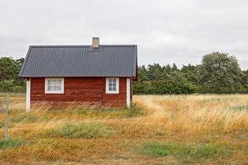 Traditional Swedish house