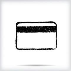 Grunge web icon
