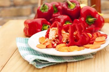 healthy delicious vegetables