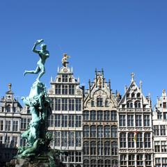 Poster Antwerpen Anvers - Antwerpen - Antwerp