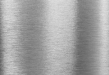 Metal texture background macro shot