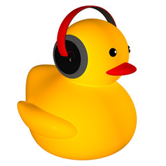 Rubber duck listing music