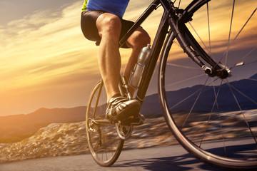 Fototapete - Bike