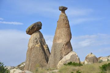 Cappadocia - Fairy Chimneys rock formation