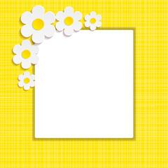Greeting card background - Illustration