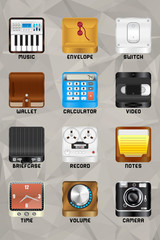 Mobile device icons v2.0 part 3