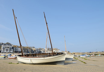Boats in St Ives