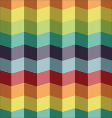 Abstract retro color background