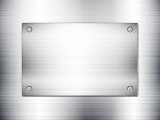 metallic sheet and plate