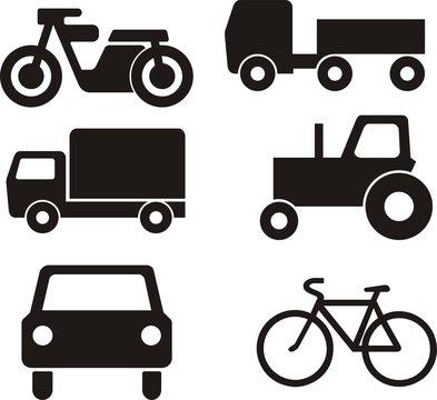 pictogrammes transport