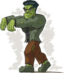 Walking Frankenstein