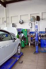 atelier de garage