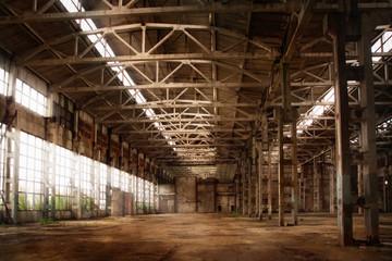 Thrown factory