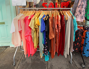 Clothes sale