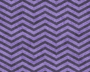 Purple Zigzag Textured Fabric Background