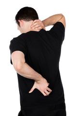 Adult male dancer