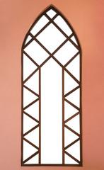 window of mosque