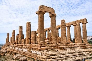 Agrigento, Italy - Valle dei Templi (UNESCO Site)