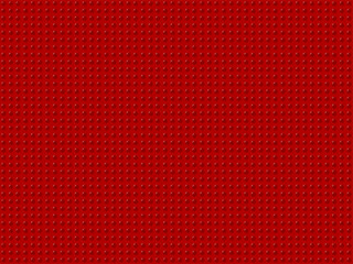 Red Building Blocks Texture Background