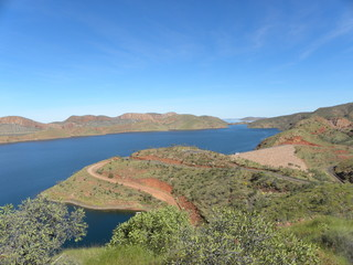 Lake Argygle Kimberley Western Australia