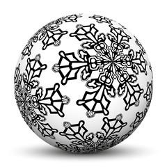 Bilder und videos suchen schneesymbol for Weihnachtsdeko schwarz