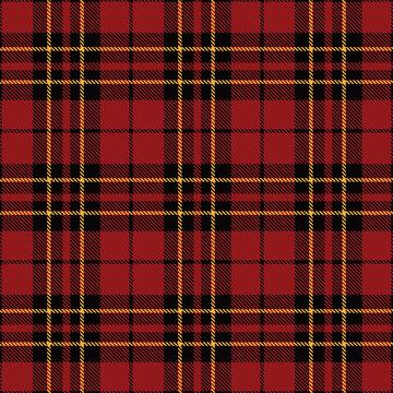 Plaid tartan seamless pattern 1