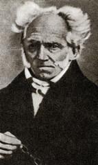 Arthur Schopenhauer, German philosopher (Jules Lunteschütz)
