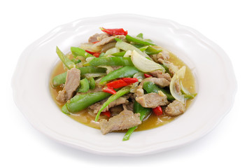 pepper pork