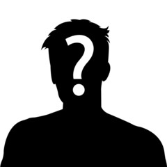 Anonymous man profile picture