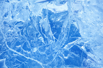 ice of Baikal