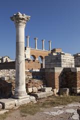 Johanniskirche Ephesos