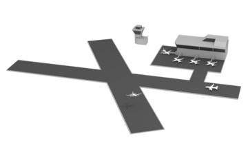 Lotnisko A
