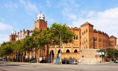 Plaza de toros Monumental. Barcelona