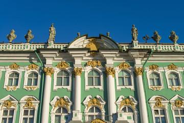 Санкт-Петербург, Зимний дворец. Эрмитаж