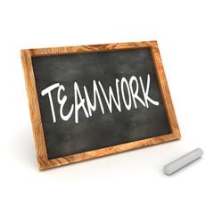 Blackboard Teamwork