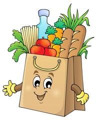 Shopping bag theme image 1