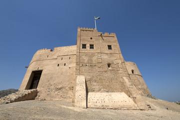 Arabian Fort in Fujairah Dubai