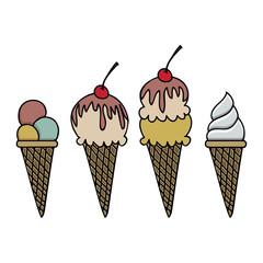 ice cream drawing