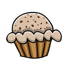cup cake drawing