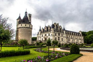 Photos illustrations et vid os de ch teaux de la loire - Deco jardin saint brisson sur loire fort de france ...