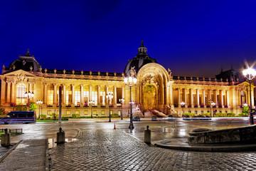 Grand Palais (Grand Palace) in Paris, France. Fototapete