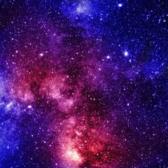 Obraz Głęboka przestrzeń kosmiczna - fototapety do salonu