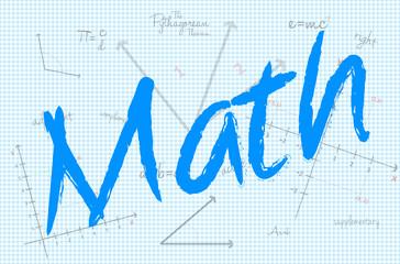 School Math Class