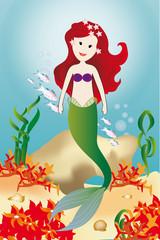 Litt Mermaid