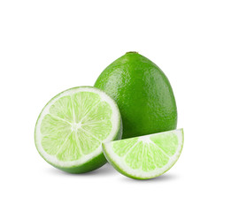 Limes with slices