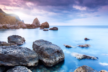 Wall Murals Turquoise sea