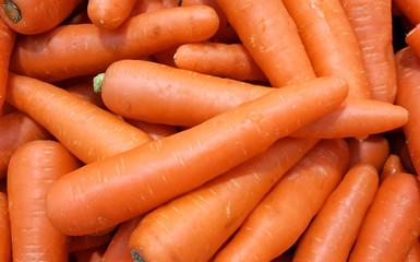 Fototapeta Close up on carrot obraz