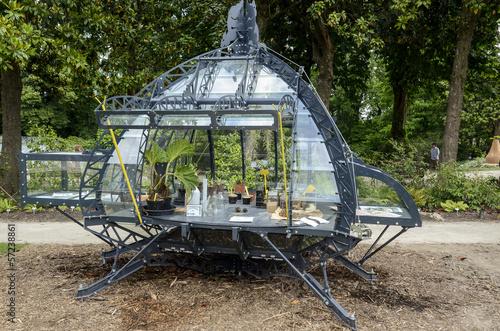 serre, Jardin des Plantes, Nantes, 44, Loire Atlantique\