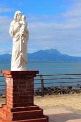 四郎ヶ浜のマリア像